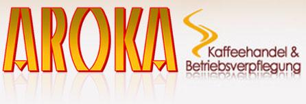 AROKA Getränkeautomaten & Service-Logo
